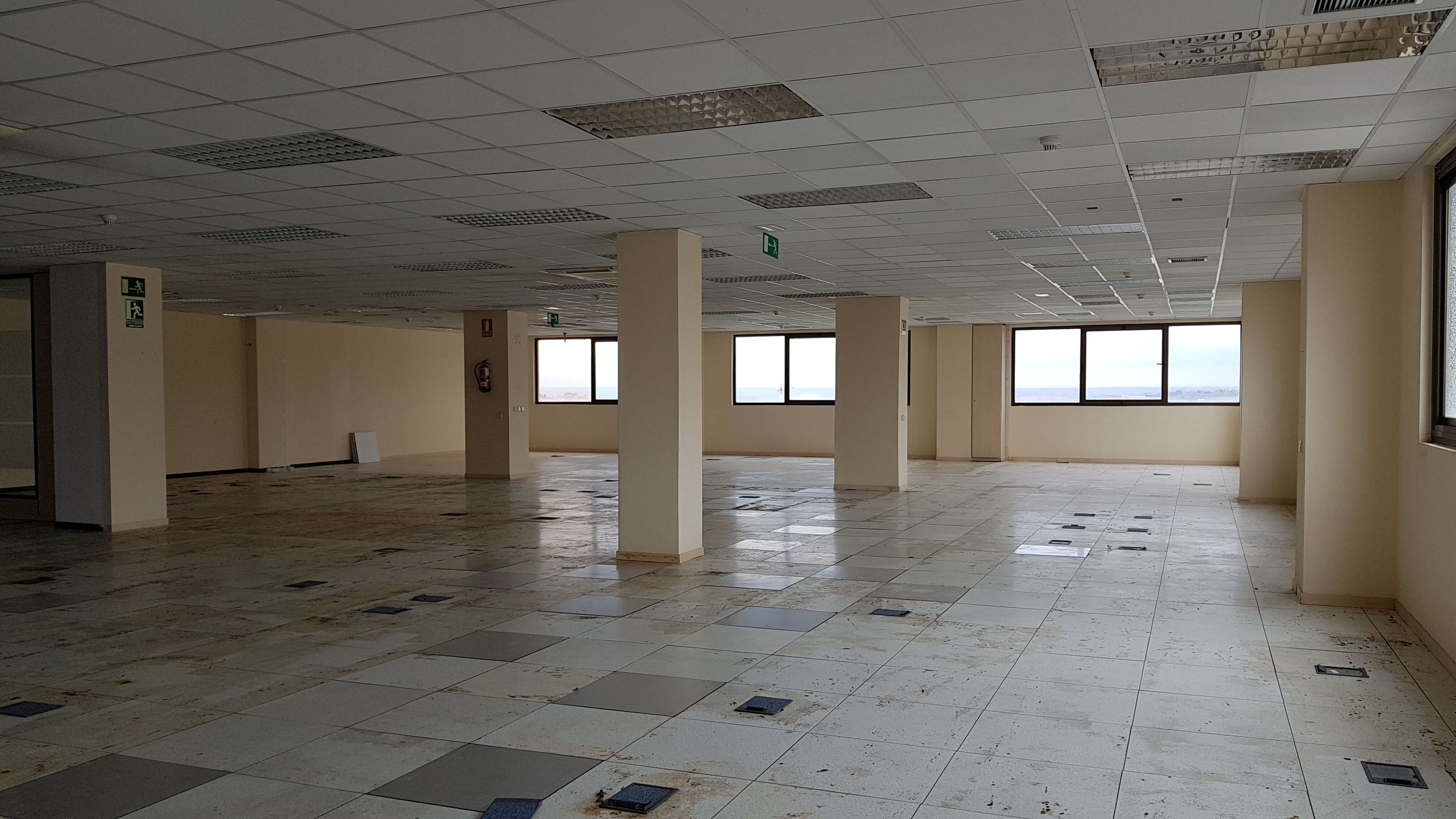 Oficina 3 Planta 3ª – Edificio I – P.A.E. Neisa Norte